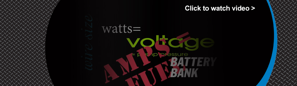Video banner for Batteries, watts, amps and volts