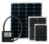 Eco Series Solar Kits available in 80W, 20W and 10W.